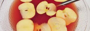 Ponche de Manzana